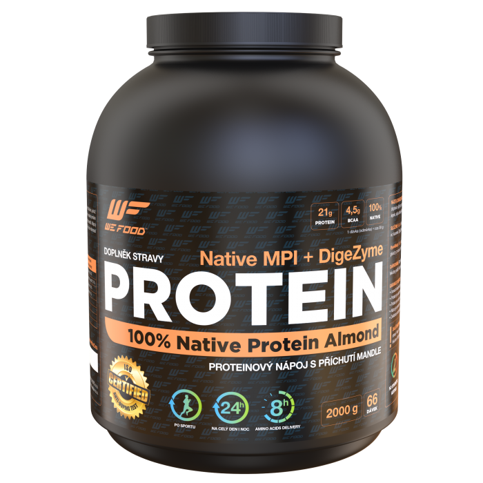 100% Native Protein + DigeZyme 2kg